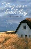 01/52 Terug naar Terschelling - Martin Scherstra. Een lekker ontspannen begin van het nieuwe leesjaar!