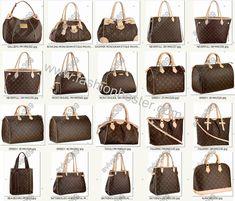 L.v bags