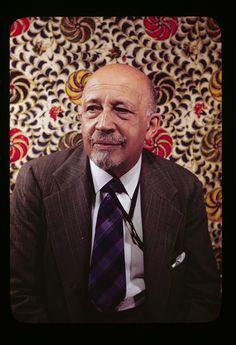W.E.B. Du Bois 1946. by Carl Van Vechten Harlem in Color | The New Yorker