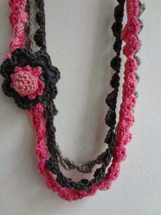 Little Treasures: Collar Tutorial ❥Teresa Restegui http://www.pinterest.com/teretegui/❥