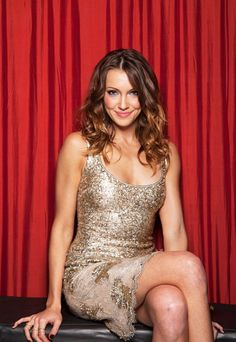 """Katie Cassidy is right on target with The CW's Arrow as this year's """"Hot Shot"""" for TV Guide Magazine's Hot List of 2012"""
