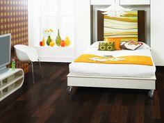 "Mohawk Industries CDL19-04 Chocolate Maple Marcina 8 MM x 54.41"" Chocolate Maple Laminate Flooring"