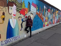 #Berlin #citytrip #travel #berlinwall #wall #goingplaces