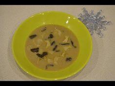 Polish Recipes, Cheeseburger Chowder, Christmas Decorations, Soup, Pudding, Desserts, Adventure, Youtube, Tailgate Desserts