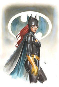 Batgirl by Adi Granov