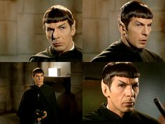 Spock in disguise