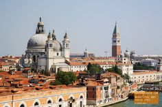 A Beautiful Day in Venice Italy