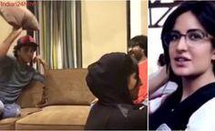 Jagga Jasoos: Ranbir Kapoor and Katrina Kaif's antics during film shoot proves that their banter is for real