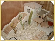 25+ best ideas about Gerbil Cages on Pinterest | Mouse cage ...