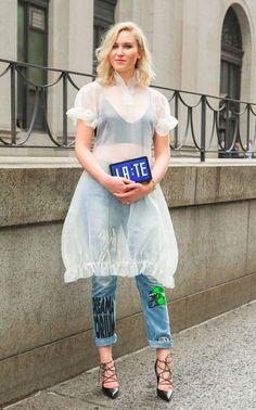 APOSTA: Vestido + Calça - Moda que Rima