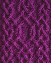 Ravelry: Celtic Motif (knot #19) pattern by Devorgilla's Knitting (sometimes...)