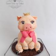 A Sweet Piggy for Ayline