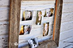 great ideas of how to decorate with photos