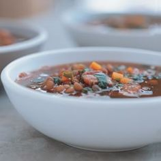 Lentil and Spinach Soup | Williams-Sonoma