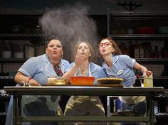 """Hear What's Inside! Sara Bareilles' Waitress, Starring Jessie Mueller, to Release Broadway Cast Recording <a class=""""pintag searchlink"""" data-query=""""%23PinoftheDay"""" data-type=""""hashtag"""" href=""""/search/?q=%23PinoftheDay&rs=hashtag"""" rel=""""nofollow"""" title=""""#PinoftheDay search Pinterest"""">#PinoftheDay</a>"""
