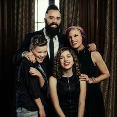 Love their family <3