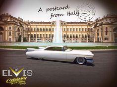Elvis III - Custom 1959 Cadillac - Made in Italy