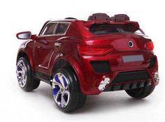 Coche BMW X3 Style rojo 12v 2.4G mando RC, IndalChess.com Tienda de juguetes online y juegos de jardin