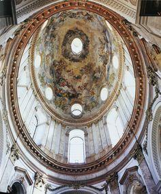 villa del rosie: Iglesia de San Carlos Borromeo
