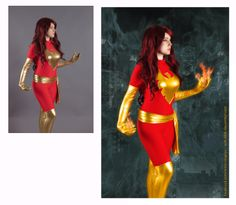 Cosplay retouch