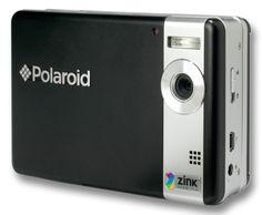 Polaroid PoGo™ Instant Digital Camera - ZCAM - Instant Cameras; I want a Polaroid so freaking bad.