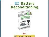 Battery Reconditioning - Battery Reconditioning - New Battery Reconditioning Course! Vsl Conversions 9.7% Epc $2.1! - health.bruisedoni... - Save Money And NEVER Buy A New Battery Again - Save Money And NEVER Buy A New Battery Again