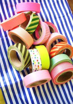 Masking tape!