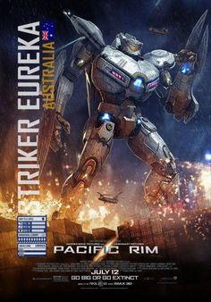Pacific Rim - Striker Eureka