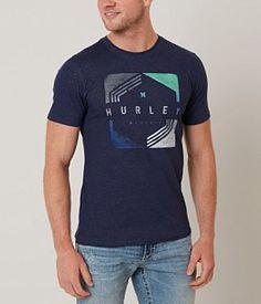 f8ff4e3156f9b Hurley Sound Off Dri-FIT T-Shirt Camisetas Masculinas