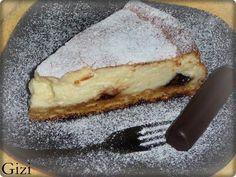 Túró Rudi torta mascarponéval Mascarpone Cake, French Toast, Sandwiches, Cheesecake, Pie, Cookies, Breakfast, Sweet, Ethnic Recipes