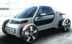 Volkswagen Nils é carro elétrico unitário - Car Magazine