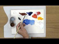 Oils Foundation Course - Blending Paint - Bob Davies