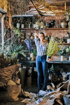 Dressing 9 to 5—What the Most Stylish Women Wear to Work: Taylor Patterson of Fox Fodder Farm