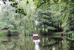 4572 Feuerlöschteich - Dorfteich von Hamburg Marmstorf - Fotos aus dem Bezirk Hamburg Harburg. | von christoph_bellin