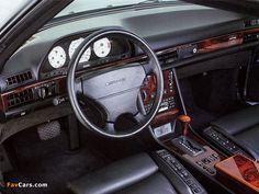MB AMG 560 SEC 6.0 Widebody (C126) | 1991