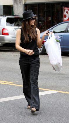 Kate Beckinsale - Kate Beckinsale Out In Santa Monica
