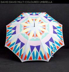 fabric mosaic umbrella