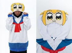 #Cosplay hoodie #PopTeamEpic #Anime