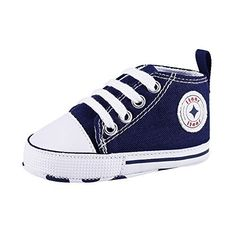 Itaar Prewalker Infant Sweet Canvas Sneaker Antiskid Soft Shoes Trainer 318 Months -- You can get more details by clicking on the image. (This is an affiliate link) Baby Shoes For Sale, Best Baby Shoes, Baby Boy Shoes, Baby Booties, Baby Boy Outfits, Baby Sneakers, Canvas Sneakers, High Top Sneakers, Shoes Sneakers