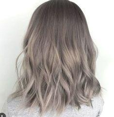 Grey Ash Brown Hair, Ash Brown Hair Balayage, Dark Ash Blonde Hair, Ash Gray Hair Color, Ashy Hair, Brown Hair Colors, Ash Tone Hair, Brunette Hair, Hair Levels