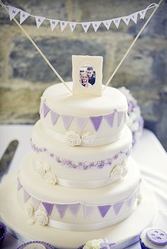 Seaside wedding photographs at Durlston Castle wedding venue in Swanage by one thousand words documentary wedding photography Wedding Cakes, Wedding Venues, Cake Photography, Seaside Wedding, Documentary Wedding Photography, Bunting, Photographers, Castle, Events
