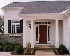 House Plan 97795 at FamilyHomePlans.com----again, need to switch the master bath and master closet