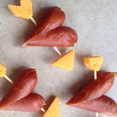 Best of Pinterest: Valentine's Snacks/Meals For Kids