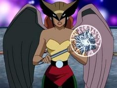 Hawkgirl  Shayera Hol of Thanagar  Justice League DC Animated  Favorite super hero!!! Shes the best!