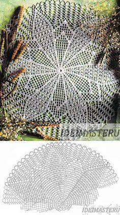 Crochet _doily...♥ Deniz ♥