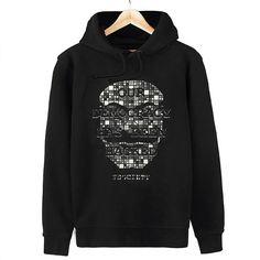 Bant Giyim - Mr. Robot F Society Siyah Erkek Kapsonlu Sweatshirt 54,90 TL ve ücretsiz kargo ile n11.com'da! Bant Giyim Sweatshirt fiyatı Erkek Giyim
