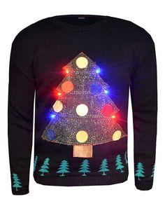 Weihnachten ist der Augenblick, in dem alle Damen, Herren und Kinder dieser Welt einen Weihnachtspullover bzw. Weihnachtspulli brauchen! Am besten leuchtend