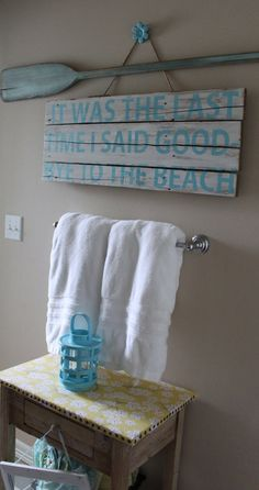 12 DIY Bathroom Ideas @Vanessa Mayhew & CraftGossip