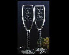 Champagne Glases Google Image Result for http://www.maplesprings.com/glass/wedding4.jpg