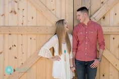 Laura & Jordan's Country Engagement Session